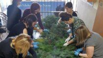 WSP wBieniądzicach trwają przygotowania dojarmarku bożonarodzeniowego