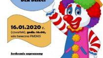 Kostiumowy bal dla dzieci w PMDKiS w Wieluniu