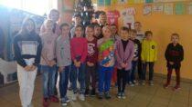 WSP im.W. Witosa wRudzie podsumowano konkurs nanajpiękniejszą kartkę bożonarodzeniową