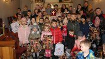 Św. Mikołaj odwiedził najmłodszych mieszkańców Dąbrowy