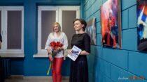 Wbibliotece powiatowej wWieluniu odbył się wernisaż wystawy fotograficznej Ewy Misiak