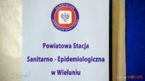 U28 osób zpowiatu wieluńskiego potwierdzono wynik dodatni naobecność SARS-CoV-2