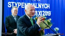 WILiceum Ogólnokształcącym im.T. Kościuszki wWieluniu zaprezentowano programy stypendialne