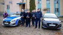 Wieluńska policja ma dwa nowe radiowozy