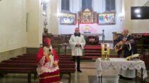 Adwentowe spotkanie zMikołajem wieluńskich podopiecznych Betel