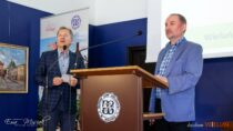 Wmuzeum oGabrielu zWielunia mówił Prof.Krzysztof Tomasz Witczak