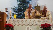 Wparafii św.Barbary wWieluniu poraz trzynasty narodziło się Dzieciątko Jezus