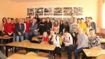 Zespół Szkół nr3 wWieluniu odwiedził Dariusz Supeł zCentrum Projektów Społecznych RPO
