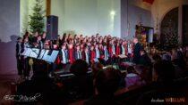 Wkościele św.Barbary wWieluniu odbył się koncert kolęd ipastorałek