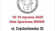 Ogólnopolska Wystawa Królików Rasowych, Drobiu Ozdobnego i Gołębi Wieluń 2020