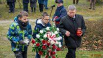 Mieszkańcy Wielunia uczcili 157. rocznicę wybuchu Powstania Styczniowego