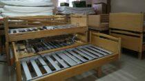 Darowizna 21 łóżek rehabilitacyjnych dla wypożyczalni Fundacji naRzecz Rozwoju Powiatu Wieluńskiego