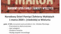 Narodowy Dzień Pamięci Żołnierzy Wyklętych w Wieluniu