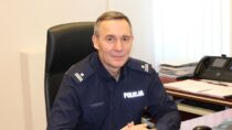 Zastępca komendanta wieluńskiej policji Zbigniew Morawski posłużbie zatrzymał nietrzeźwego kierowcę