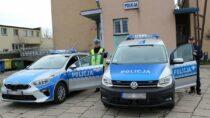 Nowe radiowozy dla wieluńskiej policji