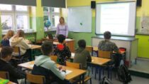 """Uczniowie SP wRudzie uczyli się ofinansach wprogramie edukacyjnym """"Bakcyl"""""""
