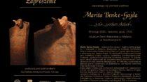 Wernisaż wystawy prac wielunianki Marity Benke-Gajda