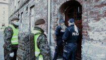 Żołnierze 9 Łódzkiej Brygady Obrony Terytorialnej wspierają Policjantów