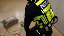 Wieluńska prokuratura nadzoruje śledztwo wsprawie narkotyków
