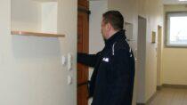 Policjanci zatrzymali kolejnego poszukiwanego listem gończym przezSąd Rejonowy wWieluniu