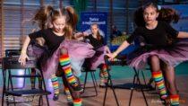 XIII Turniej Tańca Nowoczesnego Wieluński Dance 2020 przyciągnął ponad 500 uczestników