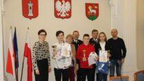 Bartłomiej Ptak iJakub Duszyński najlepsi wgminnym Turnieju Wiedzy Pożarniczej
