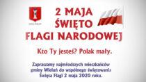 Gmina Wieluń ogłasza konkurs zokazji nadchodzącego Dnia Flagi Państwowej Rzeczypospolitej Polskiej