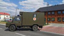 Dom Pomocy Społecznej wKleszczowie został ewakuowany