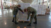 Łódzcy Terytorialsi wspierają medyków wwalce zkoronawirusem