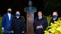 WWieluniu uczczono 72. rocznicę zamordowania rotmistrza Witolda Pileckiego