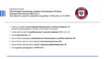 Wpowiecie wieluńskim wyzdrowiało 17 osób zakażonych koronawirusem SARS-CoV-2