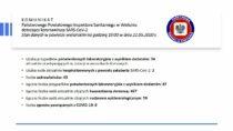 Wpowiecie wieluńskim jest łącznie 87 osób zakażonych koronawirusem SARS-CoV-2 a49 wyzdrowiało
