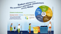 Przedsiębiorstwo Komunalne wWieluniu ogłasza konkurs plastyczny