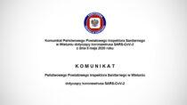 Wpowiecie wieluńskim wyzdrowiało 9 osób zakażonych koronawirusem SARS-CoV-2 [aktualizacja]
