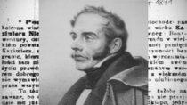 185. rocznica śmierci Bonawentury Niemojowskiego – tego któryumarł zmiłości doOjczyzny