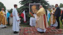 Uroczystość Najświętszego Ciała iKrwi Chrystusa wparafii św.Barbary wWieluniu