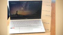 """42 laptopy wramach projektu """"Zdalna szkoła"""" dla uczniów szkół powiatu wieluńskiego"""