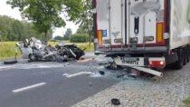 56-letni mężczyzna ranny naskutek wypadku naDK 74 wStanisławowie