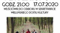 Koncert zespołu Sewa Kaffo w Wieluniu