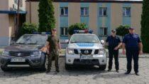 Wieluńscy policjanci istrażnicy leśni przeprowadzają wspólne patrole
