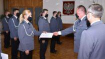 Wieluńscy policjanci świętowali 101. rocznicę powstania Policji Państwowej