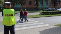 """16 i17 lipca są prowadzone policyjne działania pn.""""Niechronieni uczestnicy ruchu drogowego"""""""