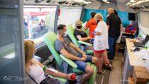 23,4 litra krwi zebrano wramach akcji krwiodawstwa narzecz Oddziału Chirurgii Ogólnej