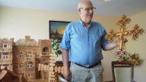 Edward Chłód ijego miniaturowe budowle
