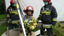 Wieluńscy strażacy idą zpomocą również zwierzętom