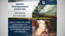 Pomoc dla rolników: 300 tys. zł naodtworzenie potencjału gospodarstwa