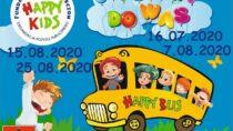 Happy Bus odwiedzi Wieluń