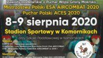 Mistrzostwa Polski ESA Aircombat 2020 ODWOŁANE