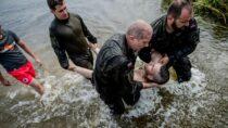 Szkolenie wodne łódzkich Terytorialsów