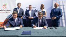 Burmistrz Wielunia podpisał list intencyjny ws. połączenia kolejowego zŁodzią